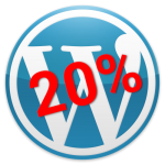 Wordpress-20%