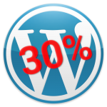 Wordpress-30%
