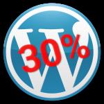 Wordpress-30%