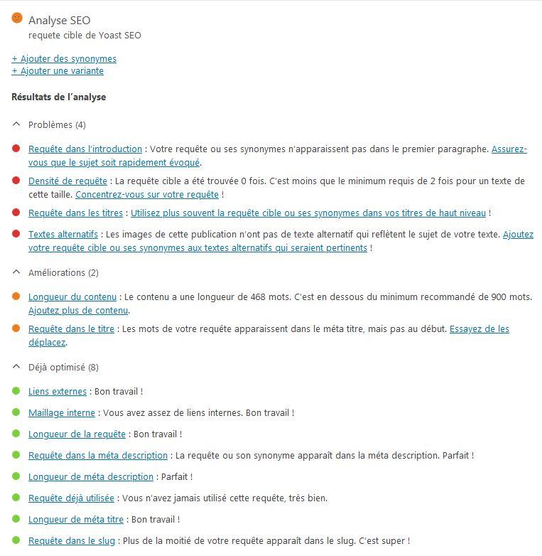 Création web Auray - Les pastilles de couleur